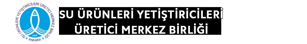 Su Ürünleri Yetiştiricileri Üretici Merkez Birliği Logo